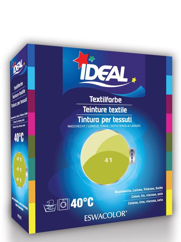 Ideal eswacolor teinture textile vert anis pour coton lin viscose soie - Ideal teinture textile ...