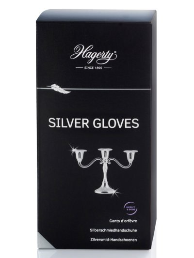 Silver Gloves | HAGERTY