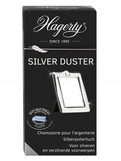 Silver Duster 55x36cm | HAGERTY