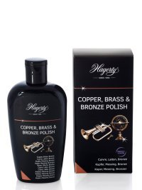 Copper, Brass & Bronze Polish 250ml | HAGERTY