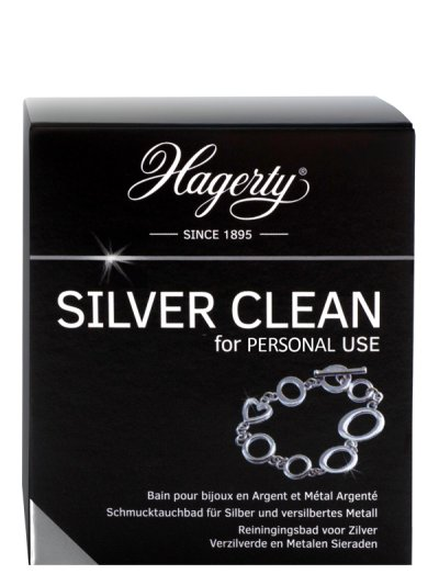 Silver Clean 170ml HAGERTY