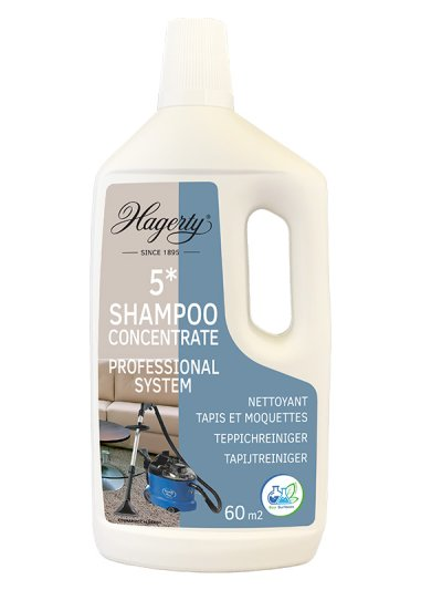 5* Shampoo concentrate 1L HAGERTY