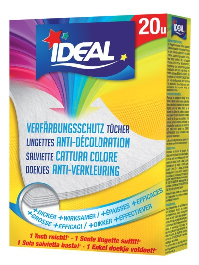 Protect Lingettes 20x IDEAL / ESWACOLOR