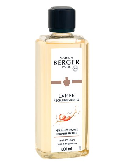LAMPE BERGER Parfum Pétillance Exquise 500ml