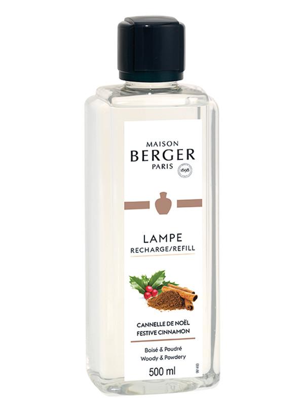 MAISON BERGER   Parfum Cannelle de Noël 500ml