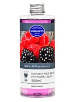 Pot-Pourri Brombeeren & Himbeeren 500ml | AMBIANCES BERGER