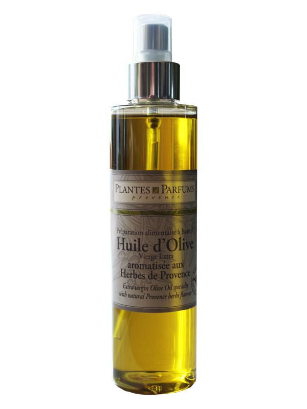 plantes parfums huile d 39 olive spray herbes de provence 20cl plantes parfums picerie. Black Bedroom Furniture Sets. Home Design Ideas
