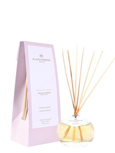 Bouquet parfumé Pétale de Rose 100ml | PLANTES & PARFUMS
