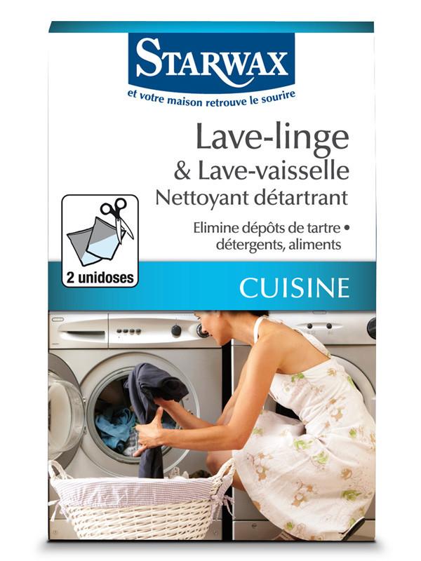 starwax waschmaschinen sp lmaschinen entkalker 2x75g. Black Bedroom Furniture Sets. Home Design Ideas